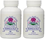 Ayush Herbs Boswelya Plus Herbal Supplement, 90 Count (2) Review