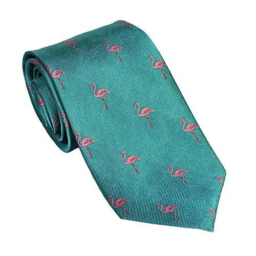 Flamingo Neckties - 4