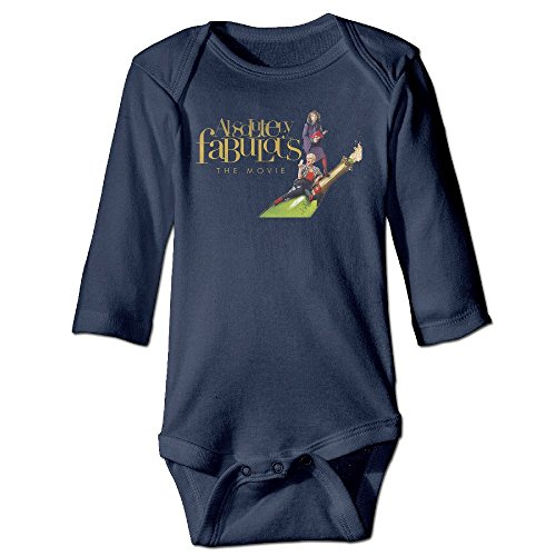 DELPT Absolutely Fabulous Fashion Infant Baby's Climb Clothes 6 M Navy