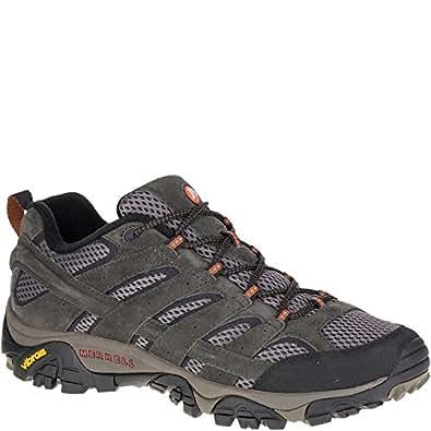 Merrell Men's Moab 2 Vent Hiking Shoe, Beluga, 7 M US