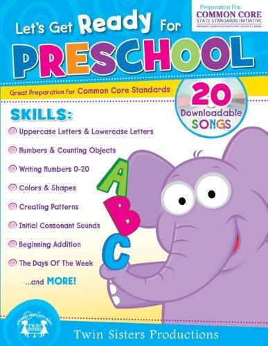 Let's Get Ready for PreSchool ebook