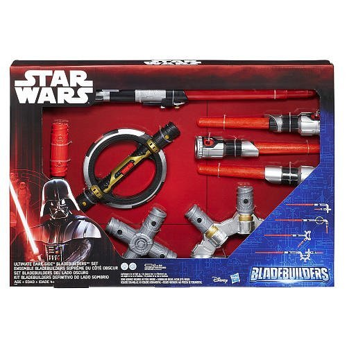 Star Wars Ultimate Dark Side Bladebuilders Set Hasbro