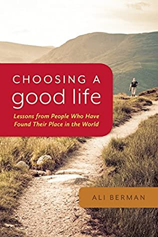 book cover of Choosing a Good Life