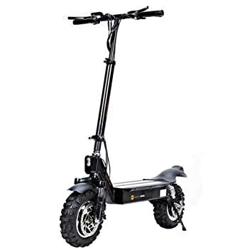 Amazon.com: ZBB Scooters eléctrico adulto plegable 551.2 lbs ...