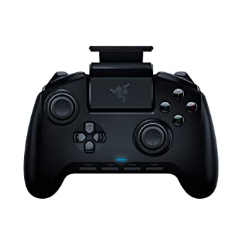 Amazon Com Razer Raiju Mobile Ergonomic Multi Function Button Layout Hair Trigger Mode Adjustable Phone Mount Mobile Gaming Controller Video Games When playing games on your phone, switching to the raiju almost feels like cheating, said michael weitz razer product. razer