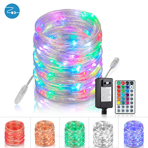 Led Multicolor Rope Lights in US - 2
