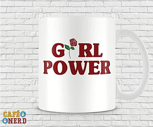 CANECA FEMINISMO GIRL POWER
