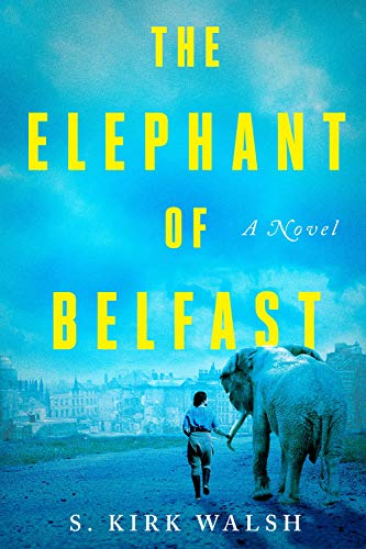 Book Cover: The Elephant of Belfast: A Novel