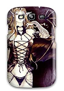 Awesome Design Beelzebub Anime Hard Case Cover For Galaxy S3