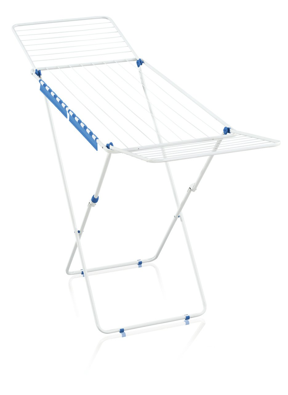 (Blue) - Leifheit Classic 200 Easy 20m Airer Pure Blue B01MT1EHWZ