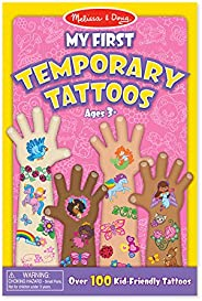 Melissa & Doug Press-On Temporary Tattoos for
