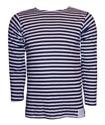 Della shirt Di Marinai A Russo Navy Telnyashka T Marina Righe x8qtB8vnwX