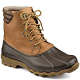 Sperry Top-Sider Men's Avenue Duck Boot, Tan/Brown, 10.5 M US