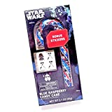 Star Wars Large Blue Raspberry Candy Cane