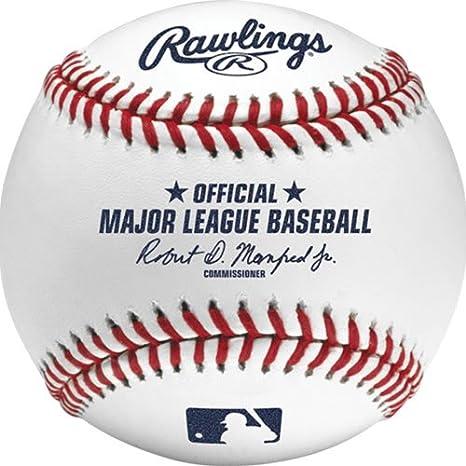 c896108c60c Amazon.com   Rawlings Official Major League Game Baseball   Romlb ...