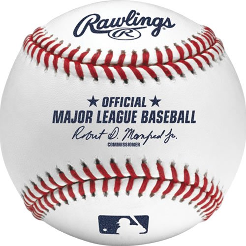Perfect Games Mlb History - Rawlings Official Major League Game Baseball