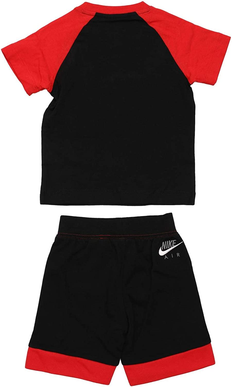 Nike Set 2 PC Completo Bambino Nero 86G068-R1N