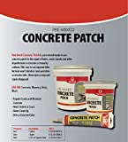 Red Devil 0645 Pre-Mixed Concrete Patch Squeeze Tube, 5.5 oz