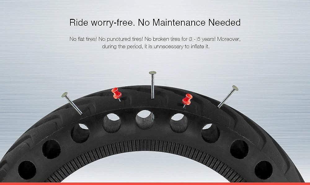 Amazon.com: Ljnuanrg - Neumático para moto Xiaomi Mijia M365 ...