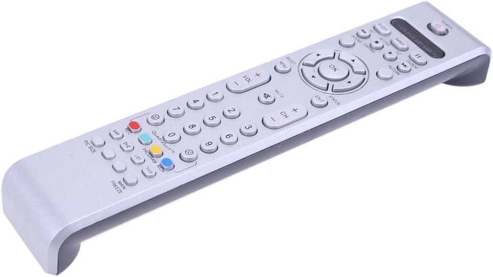 Reemplazo del Control Remoto para Philips TV/DVD/AUX/VCR RC4350 / 01B RC4401: Amazon.es: Electrónica