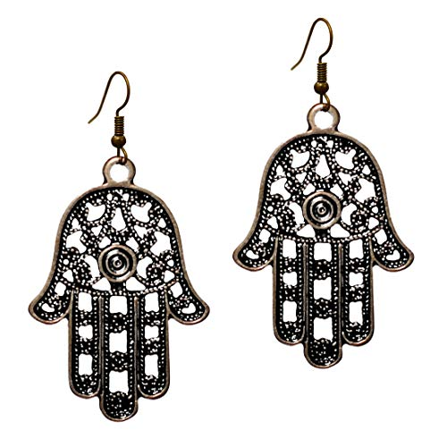 Stay Calm Evil Eye Symbol - Hamsa