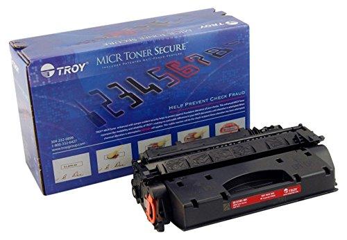 (TROY 2055 MICR Toner Secure High Yield Cartridge 02-81501-001 yield 6,500)