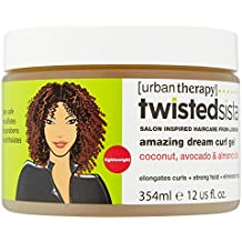 Twisted Sista Amazing Dream Curls Cream Gel, 12 Ounce