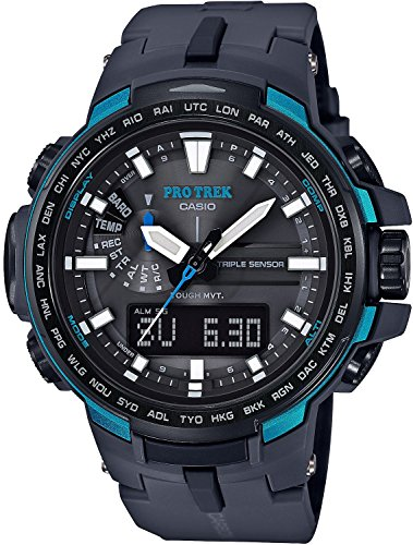 CASIO watches PROTREK Triple Sensor Ver.3 equipped with the world six stations corresponding Solar radio PRW-6100Y-1AJF Men