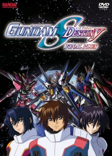 Gundam Seed Destiny - Gundam Seed Destiny Final Plus