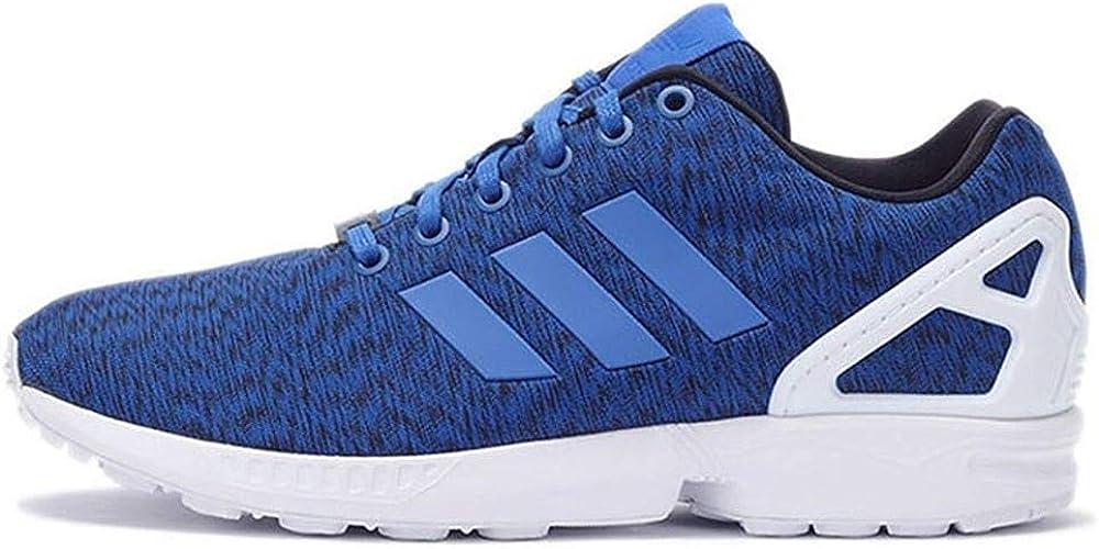 violín golpear cueva  adidas Originals ZX Flux Classics Mens Trainers (7.5 UK) Blue:  Amazon.co.uk: Shoes & Bags