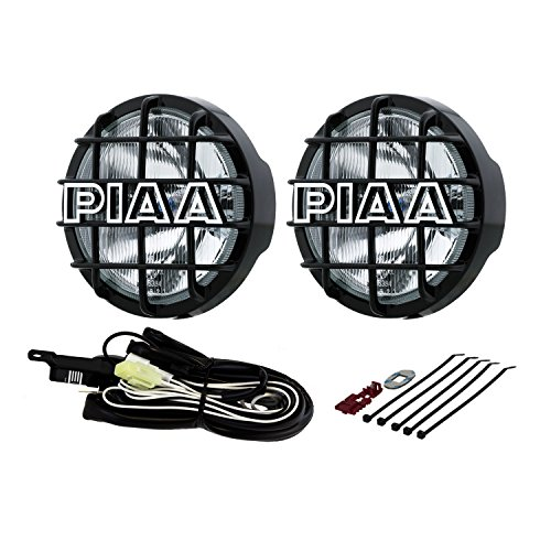 PIAA 5296 520 Clear ATP Black Lamp - Lights Hid Piaa