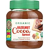 Natural Nectar Spread - Organic - Hazelnut Cocoa - 13 oz - Case of 12 - 0g Trans Fat - Preservative Free