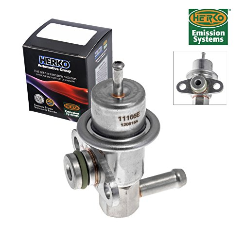 AD Auto Parts New Herko Fuel Pressure Regulator PR4116 for Hyundai KIA 1999-2006 ()
