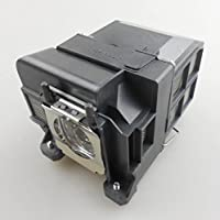 CTLAMP OEM Original Bulbs inside Projector Lamp with Housing for EB-1940W / EB-1945W / EB-1950 / EB-1955 / EB-1960 / EB-1965 / PowerLite 1940W / PowerLite 1945W / PowerLite 1950 / PowerLite 1955