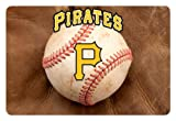 MLB Pittsburg Pirates Baseball Pet Mat