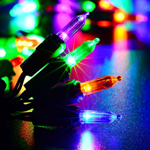 Qedertek Christmas Battery String Lights 50 Led With 8 Import It All