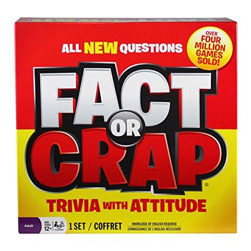 Fact or Crap Board Game ()