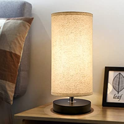 Table lamp Round and pull chain