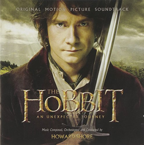 Price comparison product image The Hobbit: An Unexpected Journey - Original Motion Picture Soundtrack [2 CD]