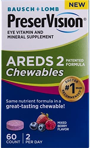 Preservision Areds Formula Chewables Count product image