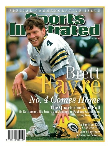 Sports Illustrated Brett Favre Special Commemorative Issue: No. 4 Comes - Issue Special Commemorative