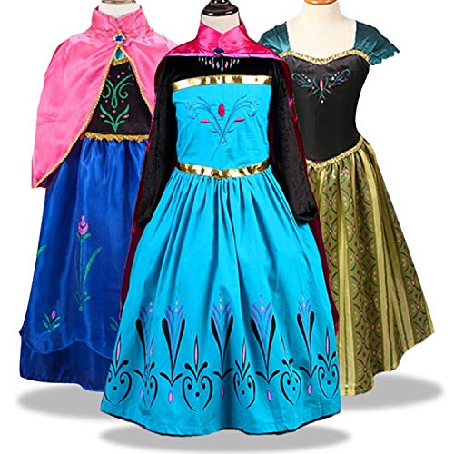 with Princess Anna Wigs design