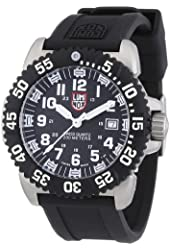 Luminox Men's 3151 Navy SEAL Luminescent Watch with Black Rubber Band