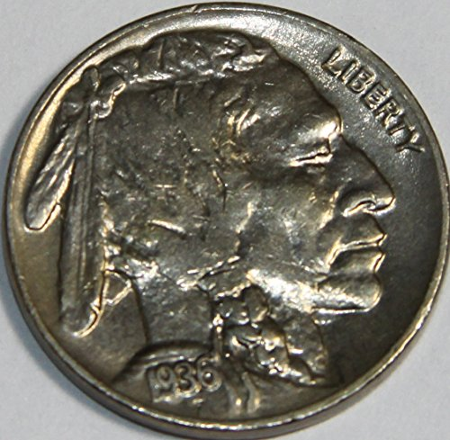 1936 Buffalo Nickel MS64