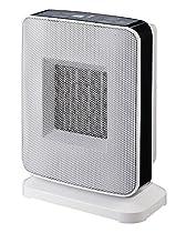 Optimus H-7245 Portable Oscillation Ceramic Heater with Thermostat & LED Portable Oscillation Ceramic Heater with Thermostat