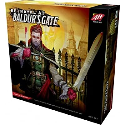 Avalon Hill Jeu de société Betrayal At Baldur's Gate - C43100000