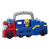 Playskool Figura de Acción Transformers Camión Optimus Prime