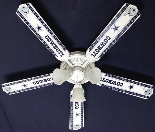 Ceiling Fan Designers 52FAN-NFL-DAL NFL Dallas Cowboys