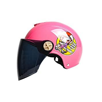 Cascos de motocross Four Seasons Half Helmet Ms. Casco general del sol de verano casco