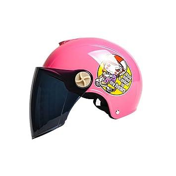 Cascos de motocross Four Seasons Half Helmet Ms. Casco general del sol de verano casco